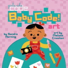 Baby Code! Art, Board book Book