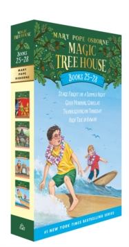Magic Tree House Volumes 25-28 Boxed Set, Paperback Book