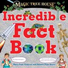 Magic Tree House Incredible Fact Book, Hardback Book