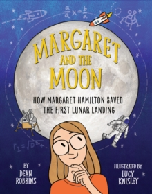 Margaret and the Moon, Hardback Book