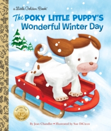 Poky Little Puppy's Wonderful Winter Day, Hardback Book