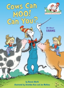 Cows Can Moo! Can You? : All About Farms, Hardback Book