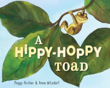Hippy-Hoppy Toad, Hardback Book