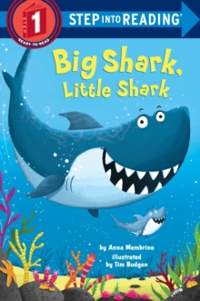 Big Shark, Little Shark, Paperback Book