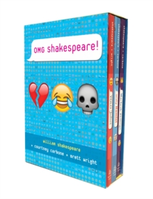 OMG Shakespeare Boxed Set, Hardback Book