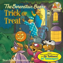 The Berenstain Bears Trick Or Treat (Deluxe Edition), Paperback Book
