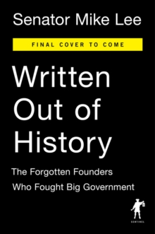 Written Out of History, Hardback Book