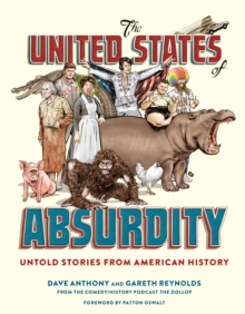The United States Of Absurdity, Hardback Book