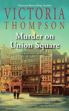 Murder on Union Square, Paperback / softback Book