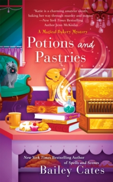 Potions And Pastries, Paperback Book