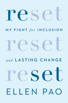 Reset : My Fight for Inclusion and Lasting Change, Hardback Book