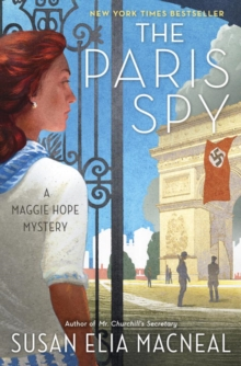 The Paris Spy, Hardback Book