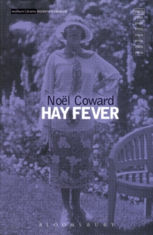 """Hay Fever"", Paperback Book"