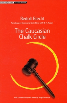"""The ""Caucasian Chalk Circle"", Paperback / softback Book"