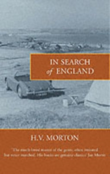 In Search of England, Paperback / softback Book