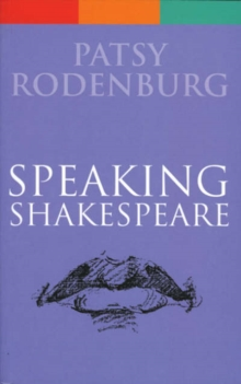 Speaking Shakespeare, Paperback Book
