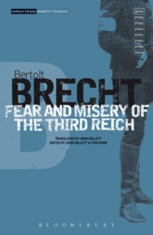 """Fear and Misery in the Third Reich"", Paperback Book"