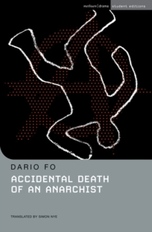 Accidental Death of an Anarchist, Paperback / softback Book