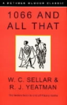 1066 and All That, Paperback Book