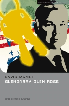 Glengarry Glen Ross, Paperback Book