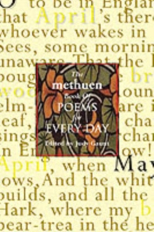 The Methuen Book of Poems for Every Day, Hardback Book