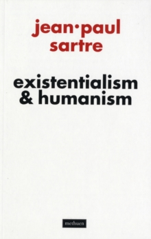 Existentialism and Humanism, Paperback Book