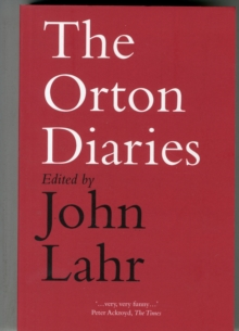 The Orton Diaries, Paperback Book