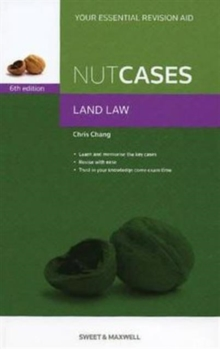 Nutcases Land Law, Paperback Book