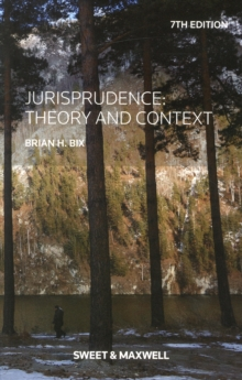 Jurisprudence : Theory and Context, Paperback Book