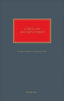 Cyber Law and Employment, Hardback Book