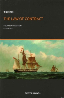 Treitel on the Law of Contract, Paperback Book