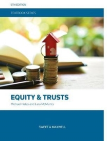 Equity and Trusts, Paperback / softback Book