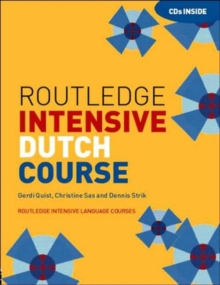 Routledge Intensive Dutch Course, CD-Audio Book
