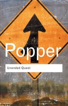 Unended Quest : An Intellectual Autobiography, Paperback Book