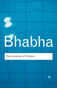 The Location of Culture, Paperback / softback Book