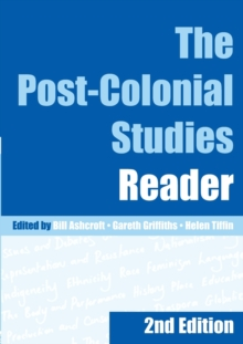 The Post-colonial Studies Reader, Paperback Book