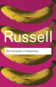 The Conquest of Happiness, Paperback Book