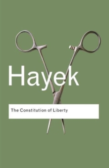 The Constitution of Liberty, Paperback / softback Book