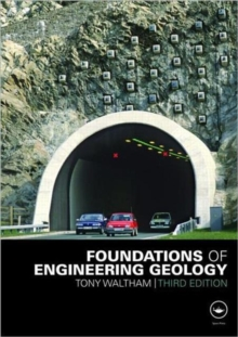 Foundations of Engineering Geology, Paperback / softback Book