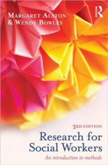 Research for Social Workers : An Introduction to Methods, Paperback Book