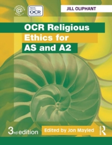 OCR Religious Ethics for AS and A2, Paperback / softback Book