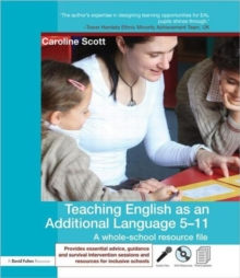 Teaching English as an Additional Language 5-11 : A whole school resource file, Undefined Book