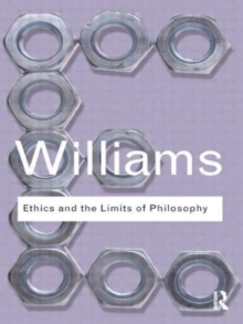 Ethics and the Limits of Philosophy, Paperback Book