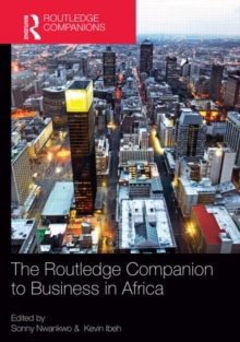 The Routledge Companion to Business in Africa, Hardback Book