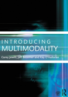 Introducing Multimodality, Paperback / softback Book