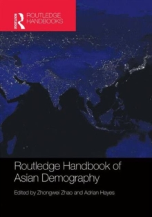 Routledge Handbook of Asian Demography, Hardback Book
