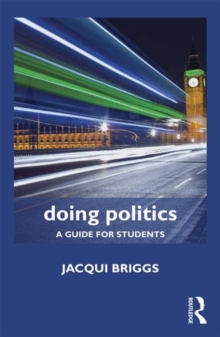 Doing Politics, Paperback Book
