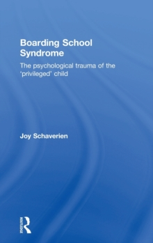 Boarding school syndrome pdf