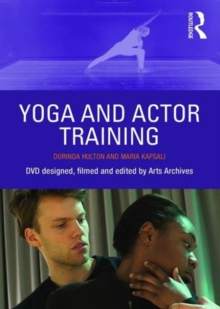 Yoga and Actor Training, Mixed media product Book