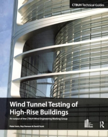 Wind Tunnel Testing of High-Rise Buildings, Paperback / softback Book